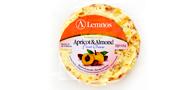 クリームチーズアプリコット&アーモンド