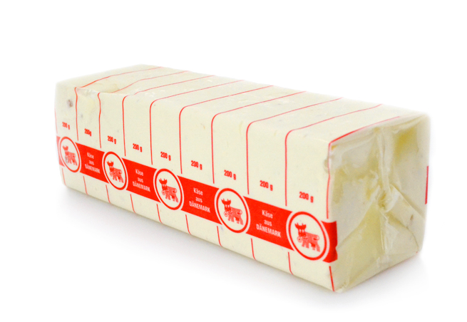 クリームチーズ ピーチメルバ 130g