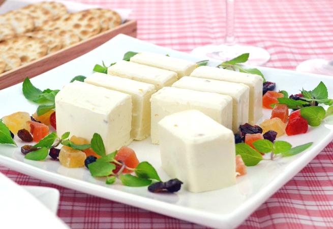 クリームチーズ ピーチメルバ5