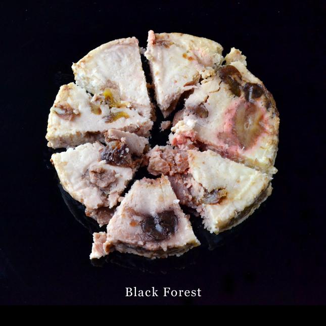 クリームチーズブラックフォレスト1