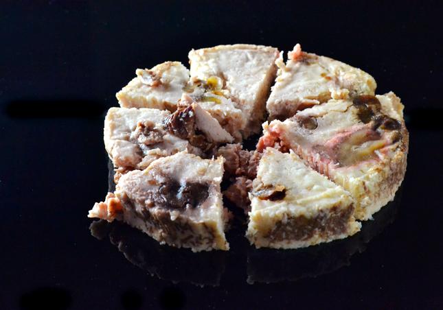 クリームチーズブラックフォレスト2