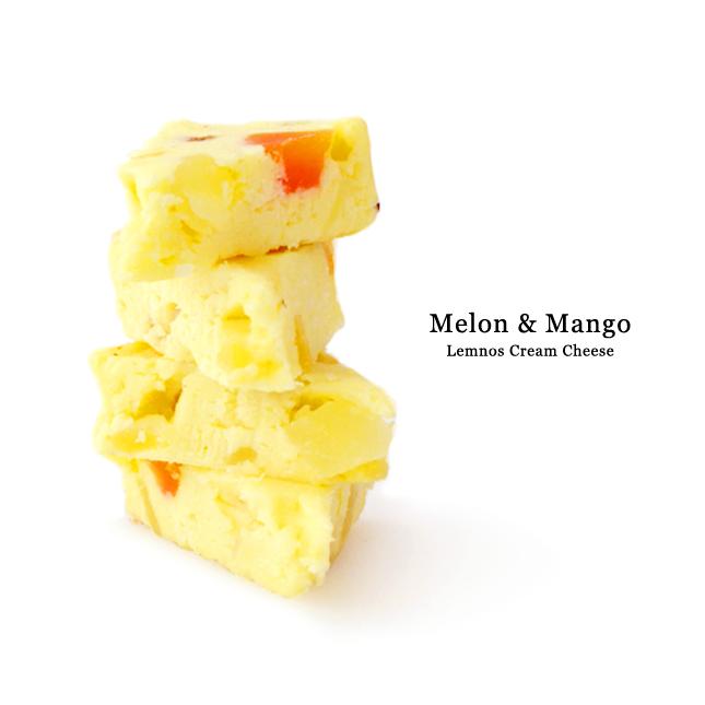 クリームチーズメロン&マンゴー4