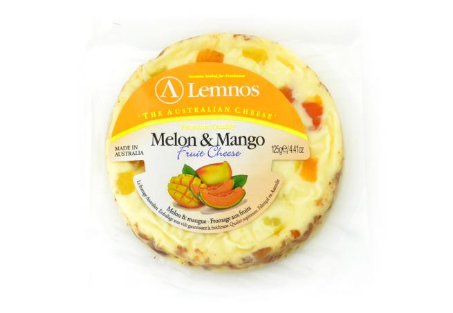 クリームチーズメロン&マンゴー