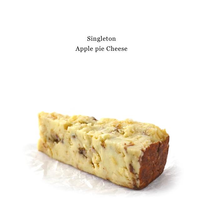アップルパイチーズシングルトン7