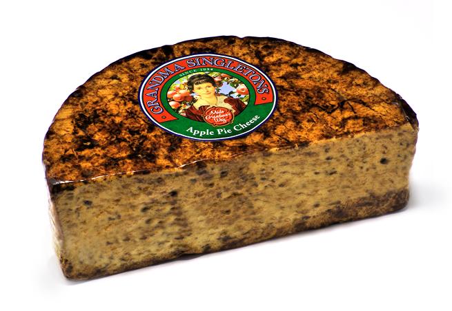 アップルパイ・チーズ (シングルトン) 100g
