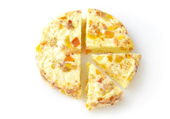 クリームチーズアプリコット&アーモンド3