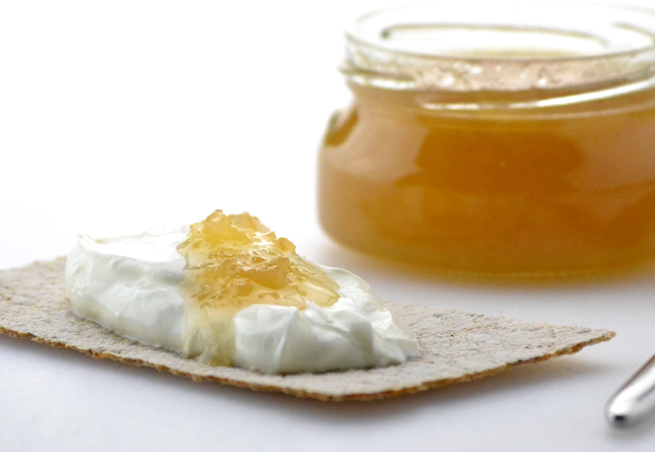 チーズマニア洋梨コンフィチュール5