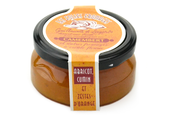 チーズマニア アプリコット コンフィチュール