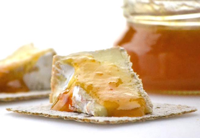 チーズマニアアプリコットコンフィチュール5
