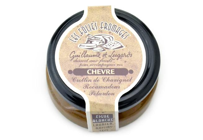 チーズマニアイチジクコンフィチュール1