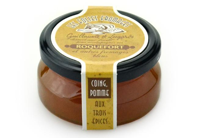 チーズマニア マルメロ コンフィチュール
