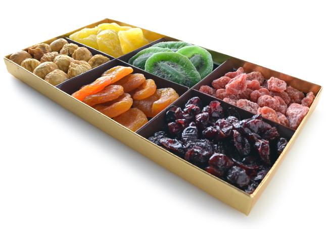 ドライフルーツ 6種類アソートセット
