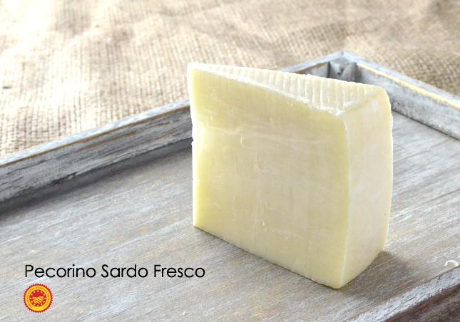 ペコリーノサルドDOPドルチェフレスコ1
