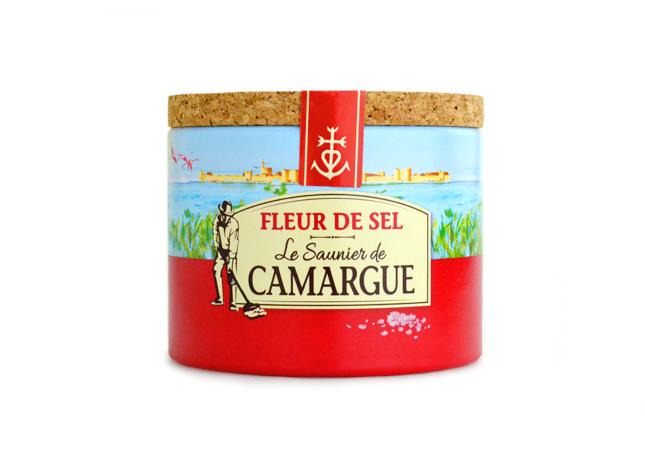 ペルル・ド・セル(塩の真珠) 125g【フランス・カマルグ産】