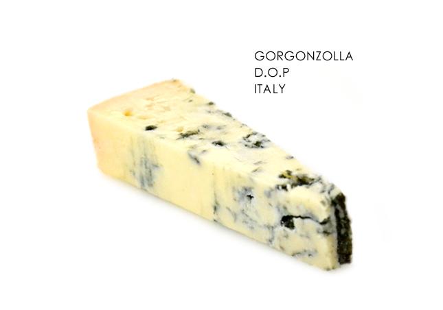 世界三大ブルーチーズ・ゴルゴンゾーラ