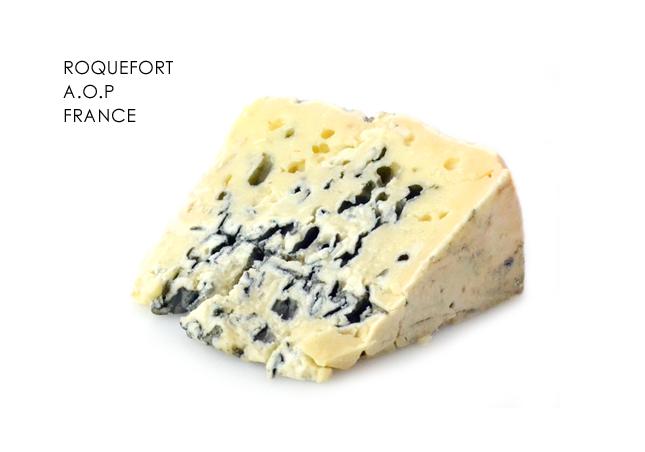 世界三大ブルーチーズ・ロックフォール