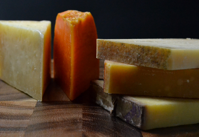 乾杯ハードタイプチーズ5点セット