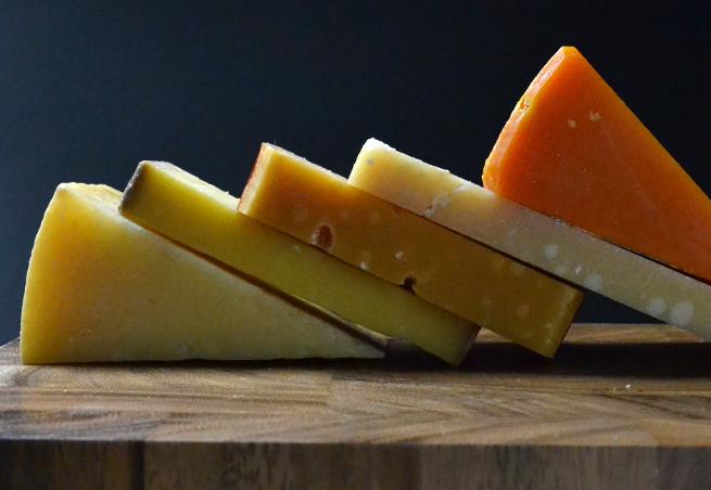 乾杯ハードタイプチーズ画像
