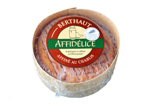 アフィデリス【ウオッシュタイプチーズ/フランス】