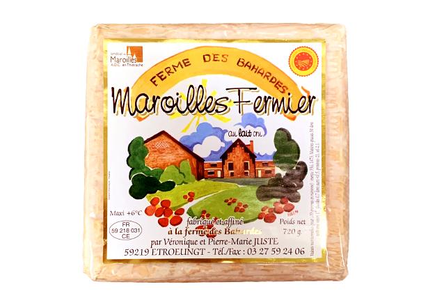 マロワルAOP  農家製【ウオッシュタイプチーズ/フランス】