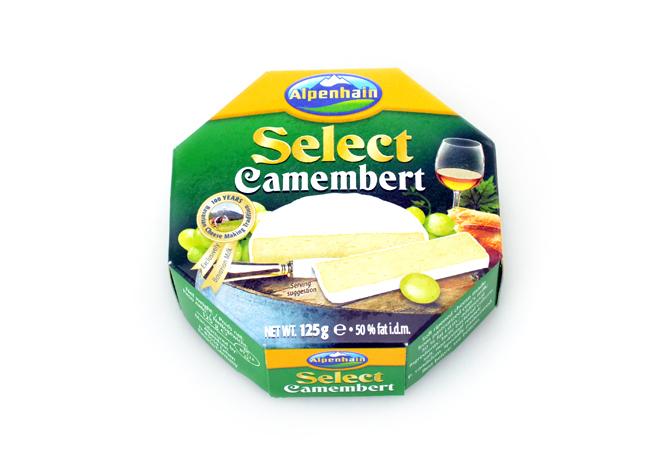 セレクトカマンベールチーズ
