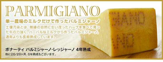 チーズ通販フロマージュボナーティ パルミジャーノ・レッジャーノ4年熟成
